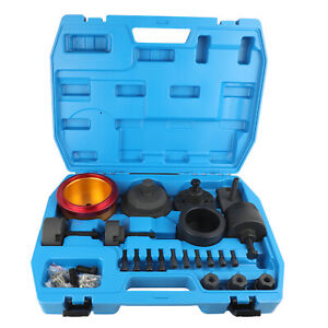Oil Seal Remover Installer Tool Kit For Bmw N40 N42 N45 N46 N46t N52 N53 N54 N55