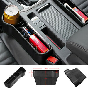 Car Seat Crevice Box Storage Cup Drink Holder Organizer Gap Pocket Stowing Chic