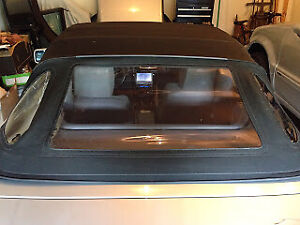Mercedes R129 300sl 500sl Sl600 Clear Soft Top Plastic Window Replacement Kit