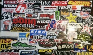 Assortment Set Lot Of 25 Off Road Decals Stickers Free Shipping Offroad Truck