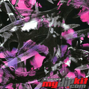 Hydrographic Film Hydro Dipping Water Transfer Printing Inkstag Pink Camo Rc502