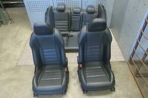 2014 2015 Lexus Is350 Front Rear Seat Set Bucket Sdn Electric Leather Oem