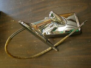 Nos Oem Ford 1963 1964 Galaxie 500 Xl Ltd Remote Mirror Chrome Trim Mercury