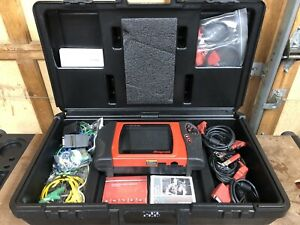 Snap On Modis Eems300 Automotive Diagnostic Scanner With Accessories