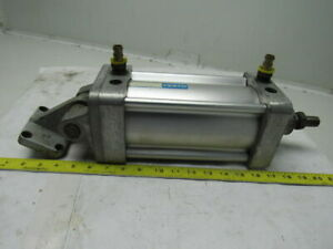 Festo Dnu 4 5 ppv a 4 Bore 5 Stroke 1 Rod Clevis Mount Air Cylinder