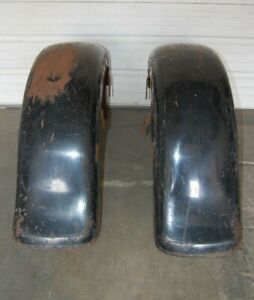 1928 1930 s Pick up Truck Rear Fenders Make Unknown Reo Diamond T Ih Or