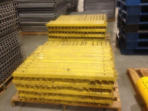 Pallet Racking Supports For 44 Deep Uprights 40 Overall Length Full Step