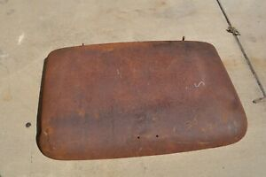 Dodge Brothers 1924 1925 Coupe Roadster Trunk Deck Lid