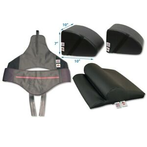 Core Products Traction Table Accessory Kit Traction Harness Pillow Knee Bolsters