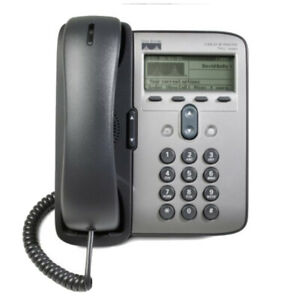 Cisco Ip Phone 7912g Office business Ip Phone New
