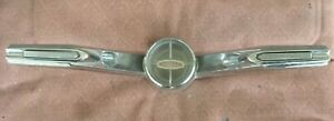 Oldsmobile Starfire Dynamic 88 Convertible Hard Top Steering Wheel Horn Rat Rod