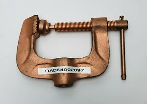 Radnor Model Gc 600 50 Rotary Style 600 Amp Copper Ground Clamp