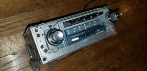1965 65 Pontiac Catalina Grand Prix Oem Gm Rare Am fm Factory Radio 7294342