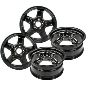 Set rb939103 4 Dorman Set Of 4 Wheels 17 Inch Wheel Diameter New For Ford Fusion