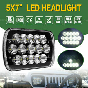 2x 3 Cree Flush Mount Led Light Bar Flood Pods Lights Off Road Tractor 4wd 12v