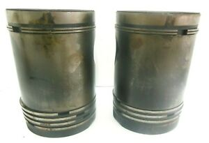 Used John Deere A Tractor Gasoline Pistons A3282r Aa4338