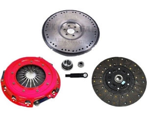 A f Stage 2 Clutch Kit hd Flywheel 1986 1995 Ford Mustang 5 0l 302 Engine