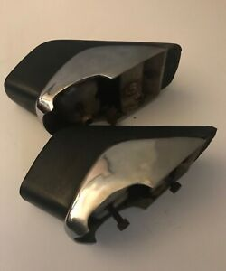 Pair Of 1973 Dodge Charger Bumper Guards Oem Front Used Original