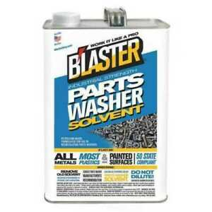 Blaster 128 Pws Parts Washer Solvent 1 Gal