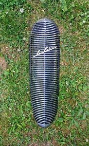 1940 Cadillac Lasalle Complete Grille Upper And Lower Emblem W Partial Cutout