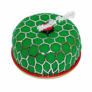 60mm Reloaded Washable Air Filter Cleaner Intake Mushroom Washable Performance