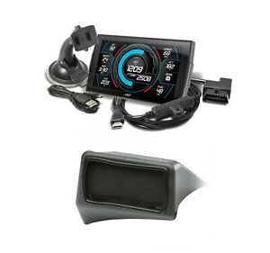 Edge Products Insight Cts3 Monitor Dash Pod For 2003 2005 Dodge Ram 2500 3500