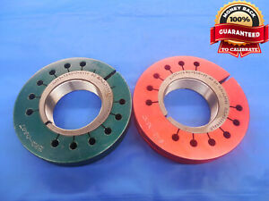 2 157 18 Ns 2 N 11 Thread Ring Gages Go No Go P d s 2 1209 2 1146 2 1570
