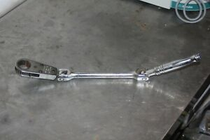 Snap On 7 8 Flexible Flex Head Pass Through Ratchet Wa28afl