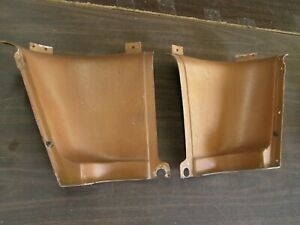 Oem Ford 1965 1966 Mustang Fastback Fold Down Seat Interior Trim Panels Shelby
