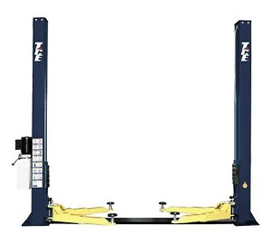 Tce 2 Post Base plate Hobby Garage Car Lift 9 000 Lb Capacity