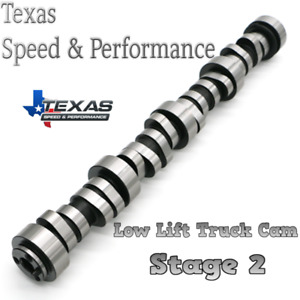 Texas Speed Tsp Stage 2 Low Lift Truck Cam 4 8 5 3 Factory Ls6 Springs Pushrods