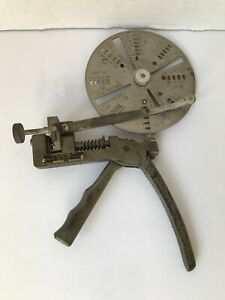 Curtis Key Cutter Model 14 With Wheel a1