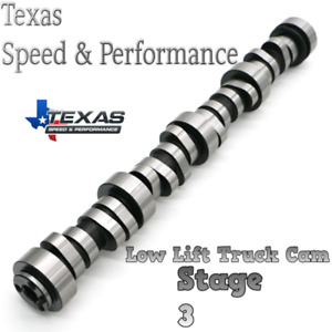 Texas Speed Tsp Stage 3 Low Lift Truck Cam 4 8 5 3 Factory Ls6 Springs Pushrods