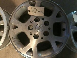 Jeep Grand Cherokee 16 1999 2000 2001 2002 Oem Wheel Rim L3 G1