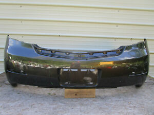 12 13 14 2012 2013 2014 Acura Tl Rear Bumper Cover Oem