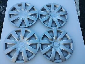 15 Hubcaps Wheelcovers For Toyota Scion Xa Xb 4 New Better Than Oem 2004 06