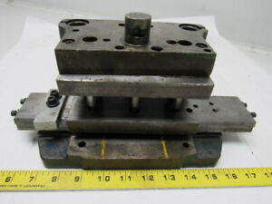 Producto A711 2 Pin Steel Die Set Shoe 6 X 5 1 2 Base 6 x4 Top