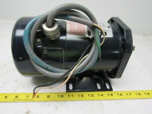Eagle S604a Electric Motor 90vdc 1 2hp 1750rpm