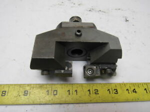 Komet Abs40 3 118280a Tool Holder Adapter Od Turning Indexing