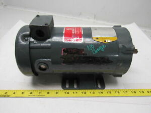 Baldor 3 4hp 90vdc 7 5a 2400rpm Electric Motor