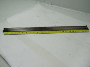 Plastic Injection Mold Ejector Pin 8 5mm X 630mm Lot Of 4
