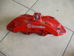 Challenger Charger Big Brake Brembo 6 Piston Calipers Front Only Right