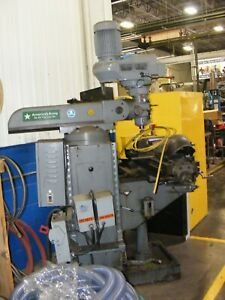 Acer Vertical Mill Milling Machine In Nj
