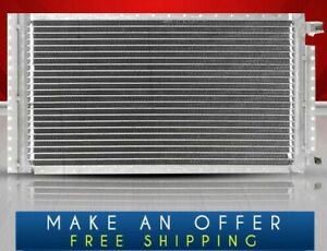 Universal Condenser A c 10x18 18mm Core Depth 4 Rails Cn pf1018 acs