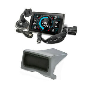 Edge Products Insight Cts3 Monitor Dash Pod For 2008 2012 Ford Super Duty