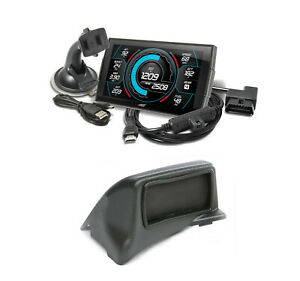 Edge Products Insight Cts3 Monitor Dash Pod For 1998 5 2002 Dodge Ram