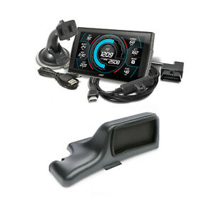 Edge Products Insight Cts3 Monitor Dash Pod For 2001 2007 Chevy Gmc Duramax