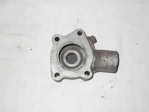 International Scout Ii 304 345 Engine Lower Thermostat Housing