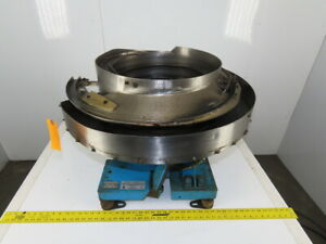 Stainless Automation Eb192a Vibratory Small Parts Feeder Bowl 115v 24 Diameter