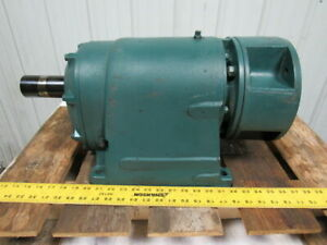 Reliance Electric 180tm21a Master Xl Speed Reducer 38 5 1 Ratio